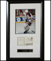 Wayne Gretzky photograph and postcard